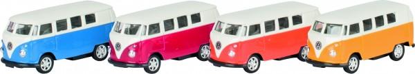 Volkswagen Microbus (1962), Spritzguss, 1:60, L= 7,3 cm