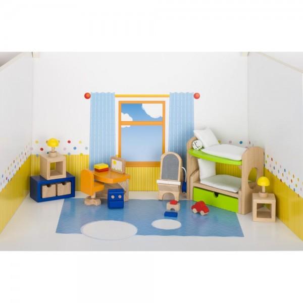 Puppenmöbel Kinderzimmer