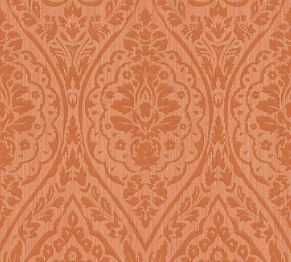 A.S. Création, Tessuto 2, # 961952, Vliestapete, Orange