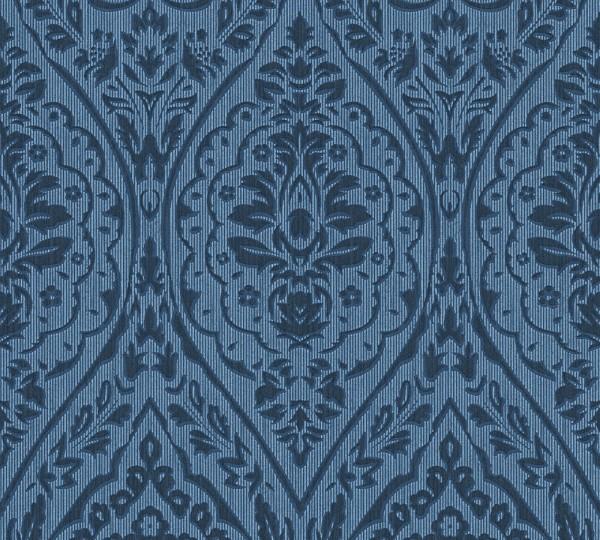 A.S. Création, Tessuto 2, # 961958, Vliestapete, Blau