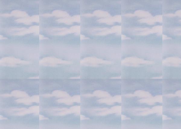 A.S. Creation, Dekora Natur 6, # 798121, Papiertapete, blau, grau, 10,05m x 0,53m