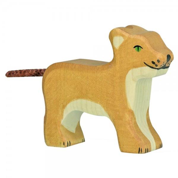 Löwe, klein, stehend