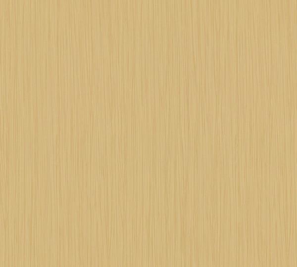 A.S. Création, Nobile, # 958626, Vliestapete, Gelb, uni, Metallic, 10,05 m x 0,70 m