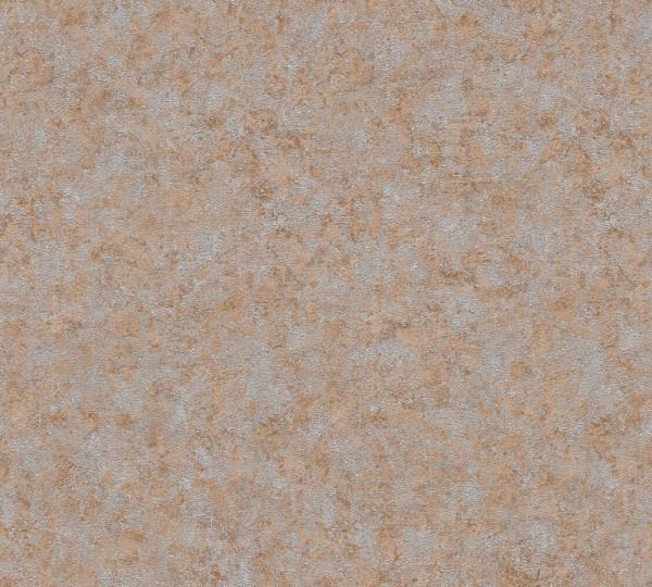 A.S. Création, Nobile, # 959415, Vliestapete, Beige Braun Metallic, 10,05 m x 0,70 m