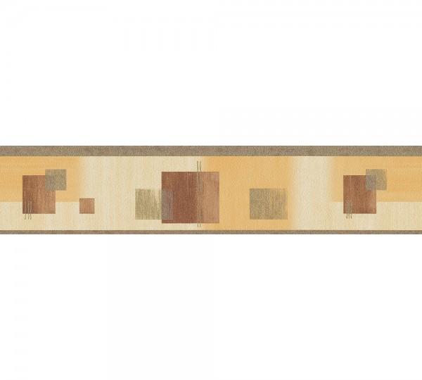 A.S. Création, Only Borders 10, # 768926, Borte aus Papier, Beige Braun Metallic, 5m x 0,13m