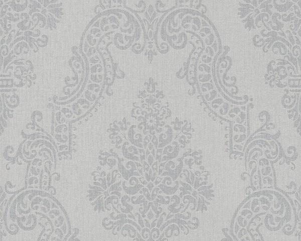 A.S. Création Vliestapete Elegance 2, klassisch, elegant, grau,beige
