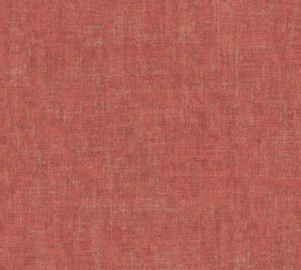 A.S. Création, Borneo, # 322621, Vliestapete, Metallic Rot