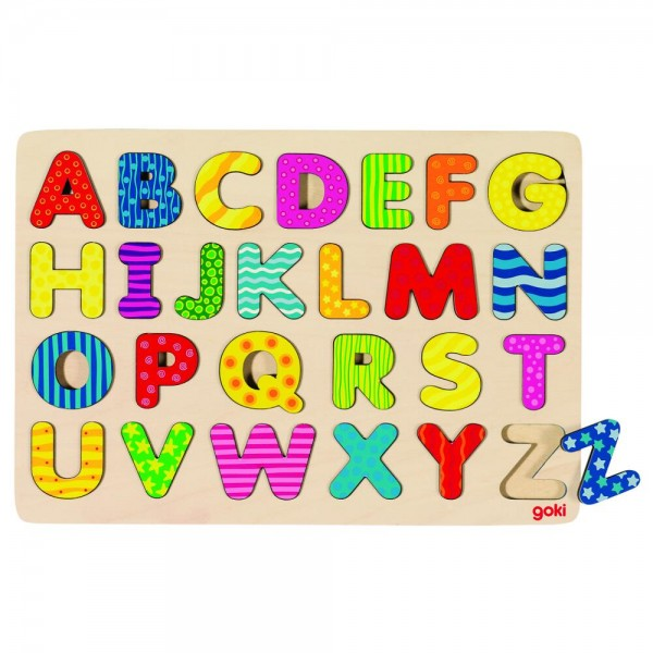 GOKI - Alphabetpuzzle