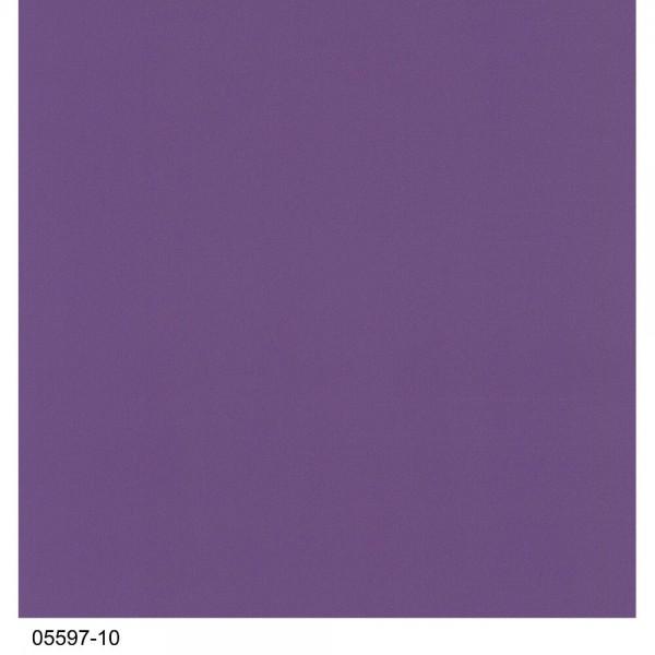 P+S Tapete 05597-10 Young Spirit, Uni Tapeten, lila, waschbeständig, gute Lichtbeständigkeit