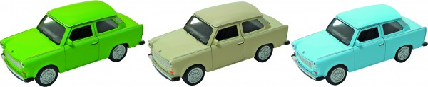 Trabant 601, Spritzguss, L= 11 cm