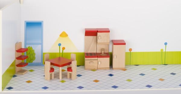 Puppenmöbel Küche, goki basic.