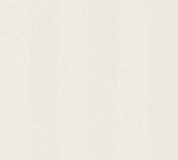 A.S. Création, Versace 2, # 962174, Vliestapete, Metallic Weiß, 10,05 m x 0,70 m