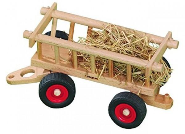 Fagus -Heuwagen, # 10.23, Holzspielzeug