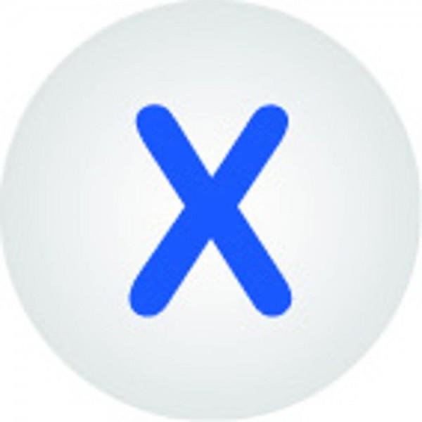 Clickhalbperle X