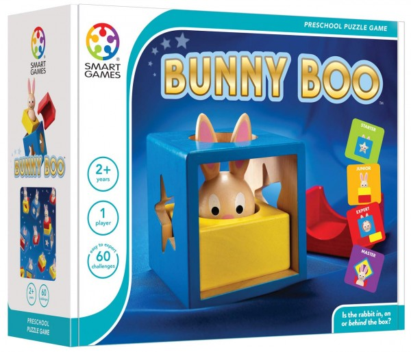 Smart Games - Bunny Boo - Puzzle