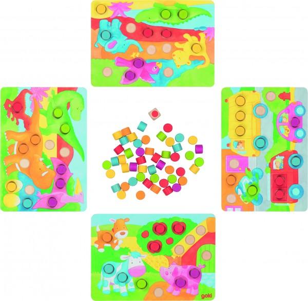 Farbwürfelspiel II