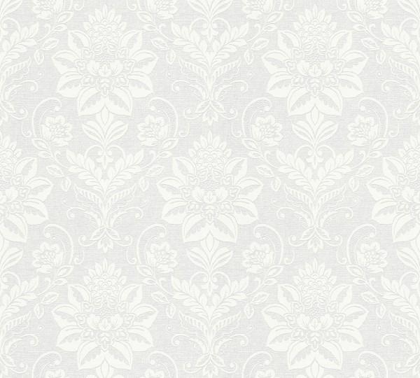 A.S. Création, Meistervlies 2020, # 321312, Vliestapete, Weiß, Überstreichbar, 25,00 m x 1,06 m