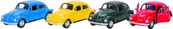 VW Käfer (1960), Spritzguss, 1:34, L= 12 cm