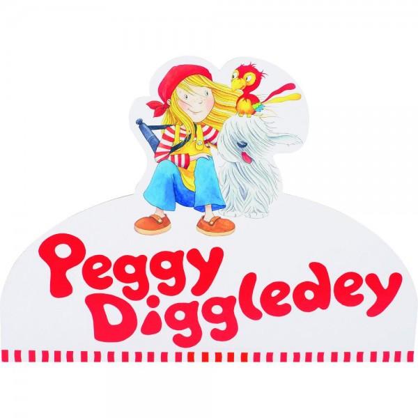 Regalaufsteller, Peggy Diggledey