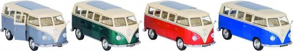 Volkswagen Bus T1 (1962), Spritzguss, 1:31, L= 13,5 cm