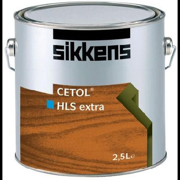 Sikkens Cetol HLS Extra silbergrau- 2,5 L