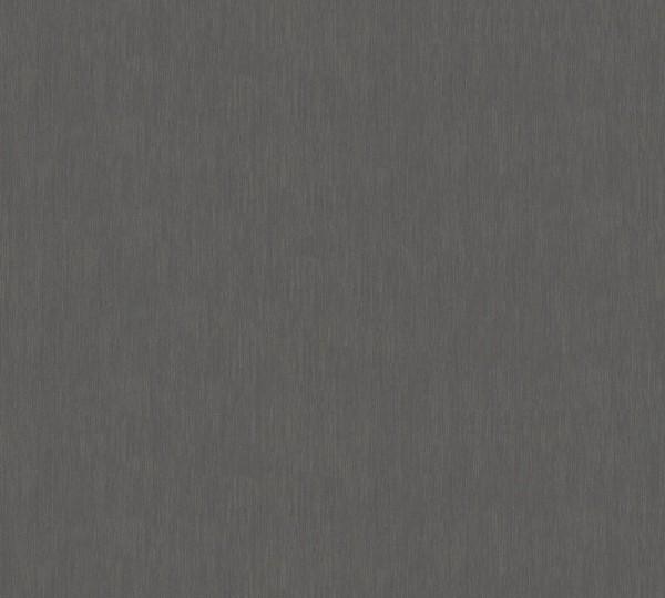 A.S. Création, Longlife Colours, # 305633, Vliestapete, Grau,21,00 m x 1,06 m