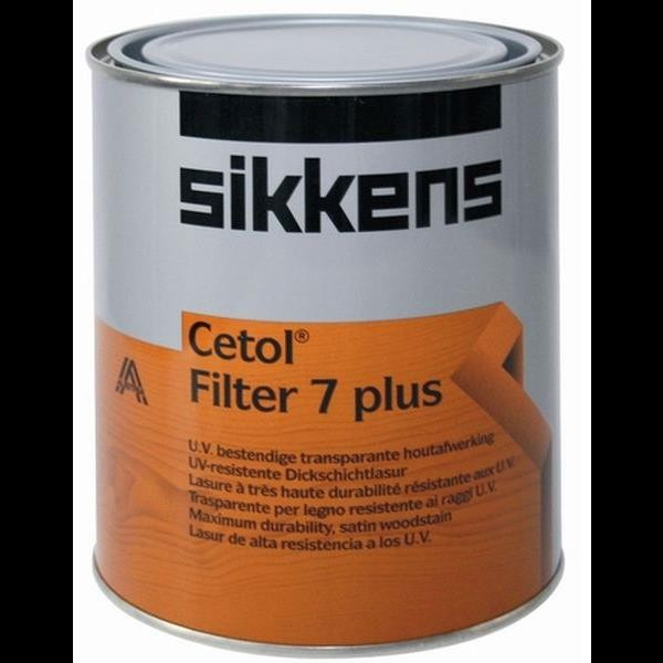 Sikkens Cetol Filter 7 plus - 2,5 L