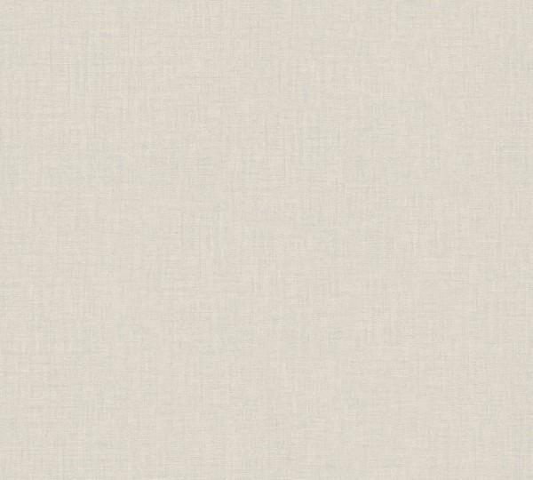 A.S. Création, Versace 2, # 962335, Vliestapete, Metallic Weiß, 10,05 m x 0,70 m