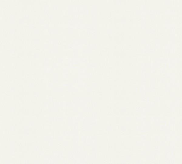 A.S. Création, Longlife Colours, # 319061, Vliestapete, uni, Weiß, 21,00 m x 1,06 m