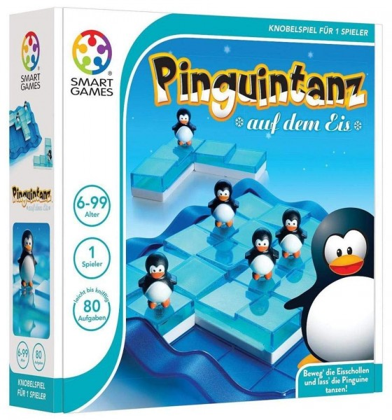 SMART GAMES - Pinguintanz