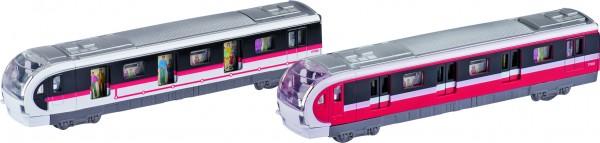 Metro Rail, Spritzguss, L= 18,4 cm