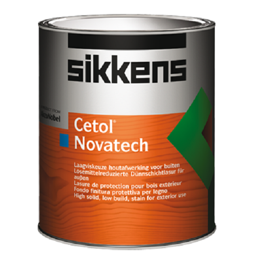 Sikkens Cetol Novatech eiche hell - 2,5 Liter