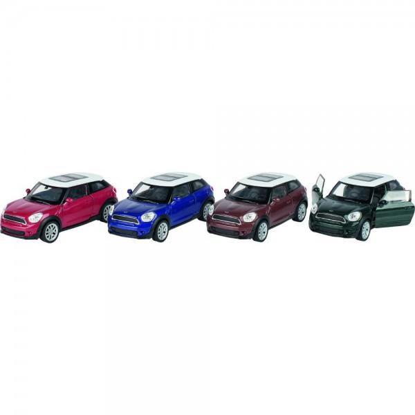 Mini Cooper S Paceman, Spritzguss, 1:34, L= 11,2 cm