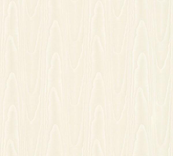 A.S. Création, Luxury wallpaper, # 307031, Vliestapete, uni, Weiß