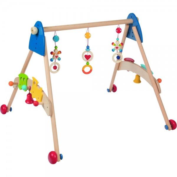 Baby-Fit, Greif- und Spieltrainer, Lauflernhilfe Zug
