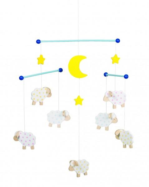 Mobile Schafe