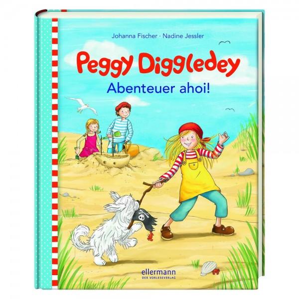 Vorlesebuch Peggy Diggledey - Abenteuer ahoi!