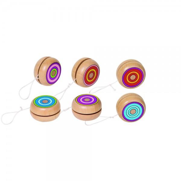 GOKI Jo-Jo bunte Ringe