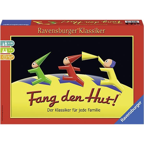 Ravensburger - Fang den Hut ® Würfelspiel