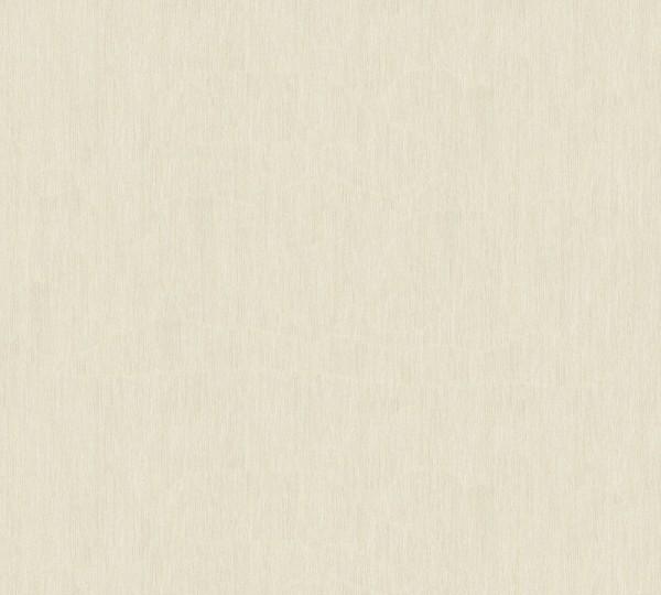 A.S. Création, Longlife Colours, # 301391, Vliestapete, 21 m x 1,06 m, Creme