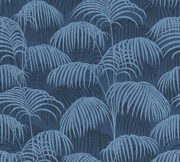 A.S. Création, Tessuto 2, # 961983, Vliestapete, Blau