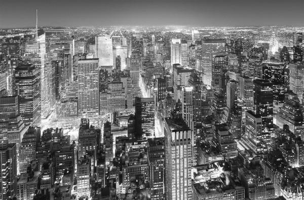 Fototapete Midtown New York