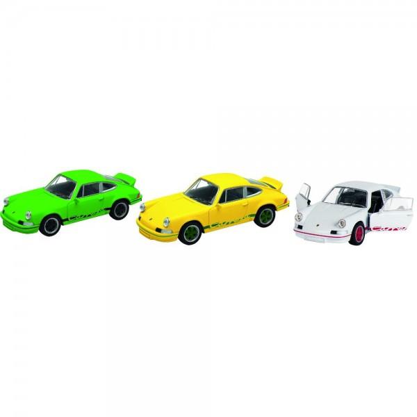 Porsche Carrera RS (1973), Spritzguss, 1:34-39, L= 11,5 cm