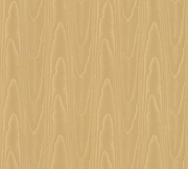 A.S. Création, Luxury wallpaper, # 307034, Vliestapete, Gelb Metallic