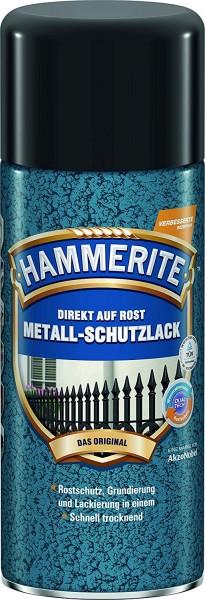 Akzo Nobel - Hammerite, Hammerschlag silbergrau, 400ml Sprühdose