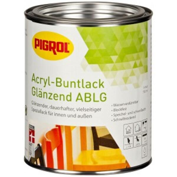 Pigrol ACRYL-BUNTLACK ABLG BaseA 9n, 338ml