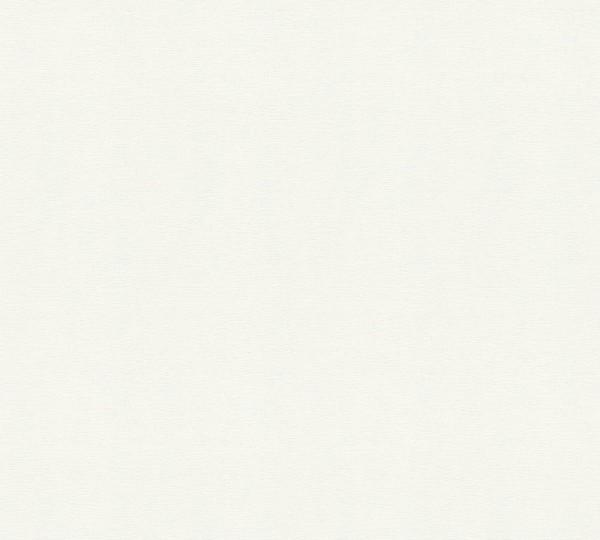 A.S. Création, Meistervlies 2020, # 320001, Vliestapete, Weiß, Überstreichbar, 25,00 m x 1,06 m