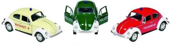 Volkswagen Käfer, Spritzguss, 1:34-39, L= 12 cm