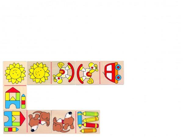 Dominospiel Mein erstes Domino