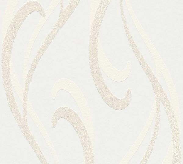 A.S. Création, Meistervlies 2020, # 934821, Vliestapete, Weiß, Überstreichbar